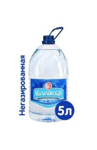 """Вода питьевая """"Малаховская"""" 5 л."""