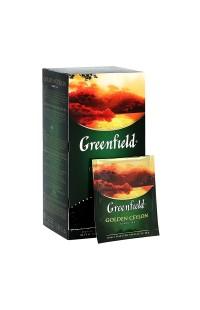 Черный чай в пакетиках Greenfield Ceylon, 25 пакетиков