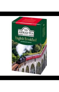 Ahmad English Breakfast Tea (Английский Завтрак), 100 пакетиков
