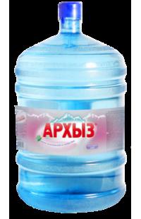 """Вода питьевая """"Архыз"""" 19 л."""